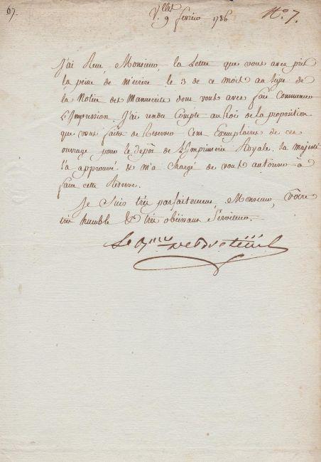 Louis Auguste Le Tonnelier...