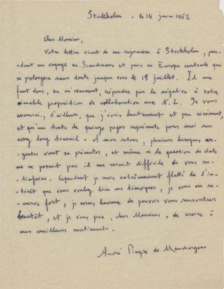 André Pieyre de Mandiargues