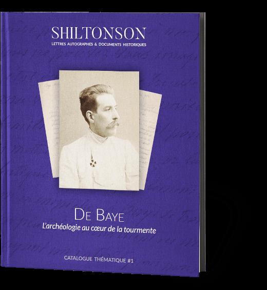 Catalogue De Baye - L'archéologie au cœur de la tourmente